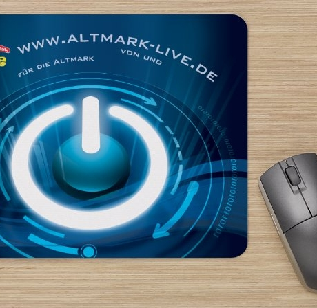 Altmark-Live Mauspad