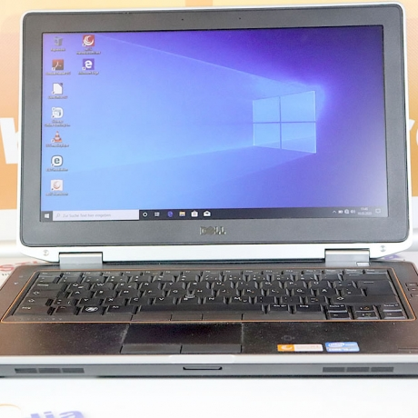 "13,3"" Dell Latitude E6320,  2540M  i5 2x2.60 GHz, 4 GB DDR3, Win 10 Pro"