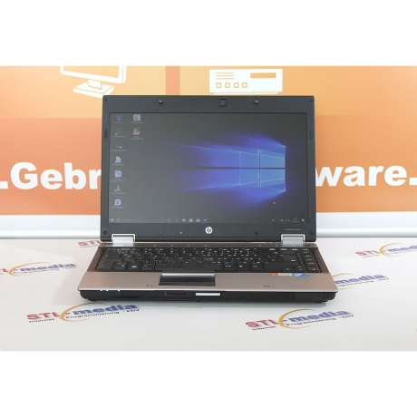 "14"" hp EliteBook 8440p,  520M  i5 2x2.40 GHz, 4 GB DDR3, Win 10 Pro"