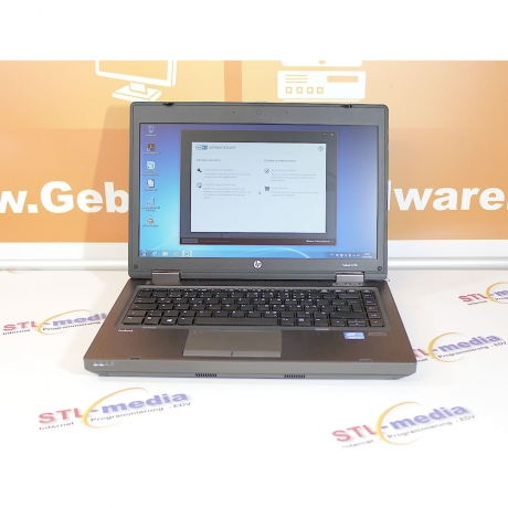 "14"" hp Probook 6470b,  3320M  i5 2x2.60 GHz, 4 GB DDR3, Win 10 Pro"