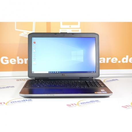 "15,6"" Dell Latitude E5530,  3340M  i5 2x2.70 GHz, 4 GB DDR3, Win 10 Pro"