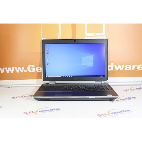 "15,6"" Dell Latitude E6520,  2760QM  i7 4x2.40 GHz, 8 GB DDR3, Win 10 Pro"