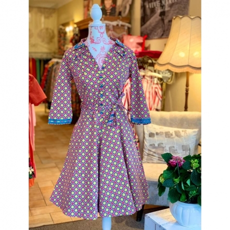Swinging Jamboree Dress Glamping Girl