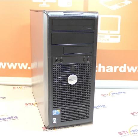 Dell OptiPlex 755 MT,  E6550  2 Duo 2x2.33 GHz, 4 GB DDR2, Win 7 Pro