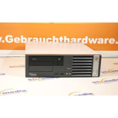 Fujitsu Esprimo E5625, AMD X2 4450e 2x2.3 GHz, 4 GB DDR2, Win 7 Pro