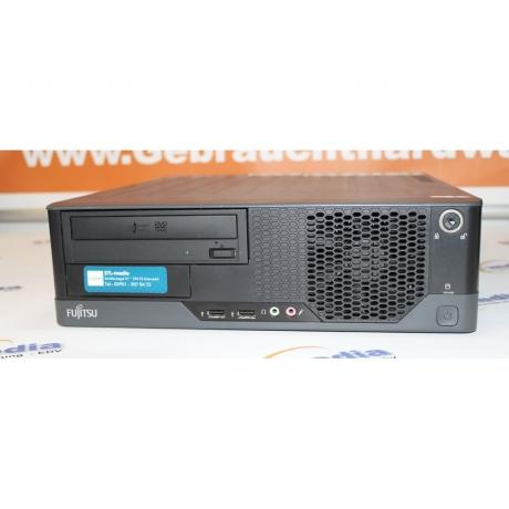 Fujitsu Esprimo E5730 SSF,  E5400 Pentium 2x2.70 GHz, 4 GB DDR3, Win 7 Pro