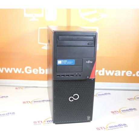 Fujitsu ESPRIMO P720 MT,  4130  i3 2x3.40 GHz, 4 GB DDR3, Win 10 Pro