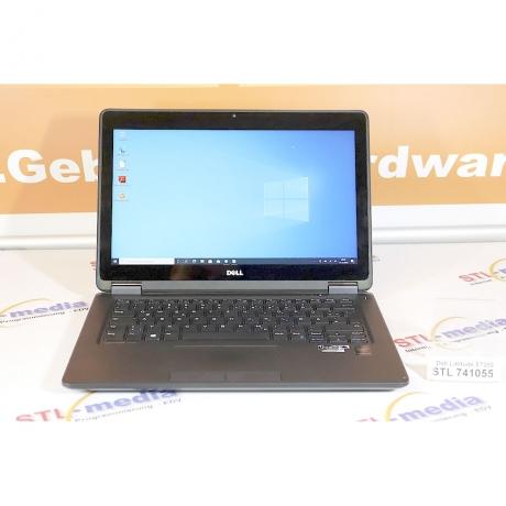 """12,5"""" Dell Latitude E7250,  5300U  i5 2x2.30 GHz, 8GB DDR4, Win 10 Pro"""