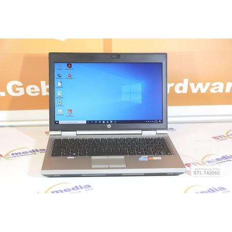 """12,5"""" hp EliteBook 2570p,  3320M  i5 2x2.60 GHz, 4GB DDR3, Win 10 Pro"""