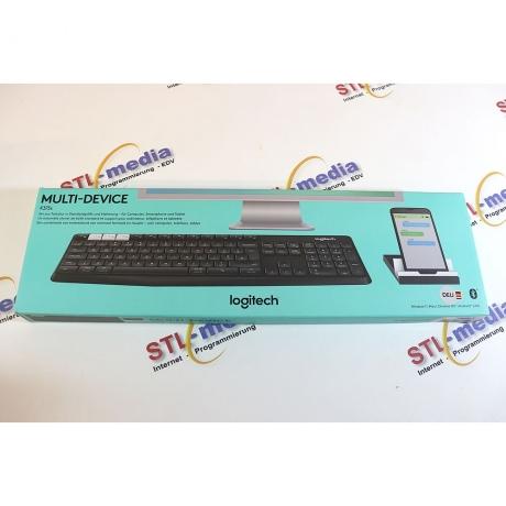 Logitech K375s Multi-Device Tastatur