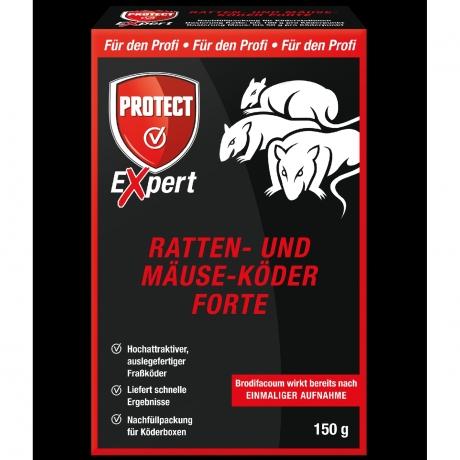 Protect Expert Ratten-& Mäuseköder; 150g