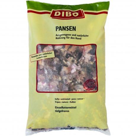 DIBO-Pansen, Frostfleisch; 2000g