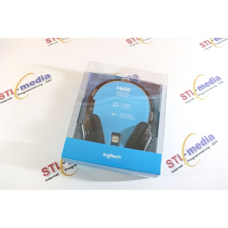 logitech H600 Funk-Headset