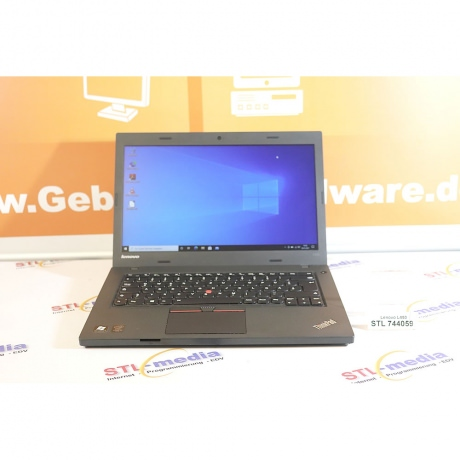 "14"" Lenovo ThinkPad L450,  4300U  i5 2x1.9 GHz, 4GB DDR3, Win 10 Pro"