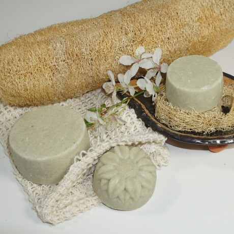 Shampoo & Duschstück - Brennnessel-Rosmarin