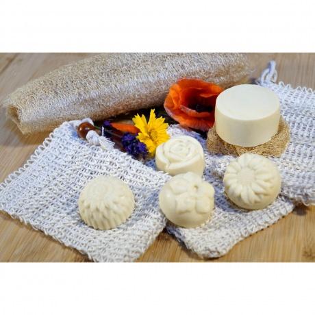 Shampoo & Duschstück - Argan-Ylang Ylang