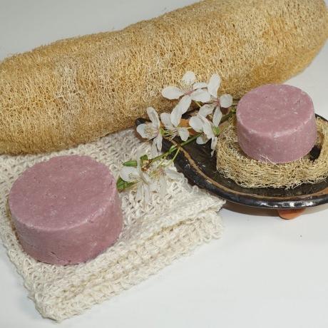 Shampoo & Duschstück - Lavendel