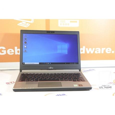 """13,3"""" Fujitsu LIFEBOOK E734,  4300M  i5 2x3.30 GHz, 8GB DDR3, Win 10 Pro"""