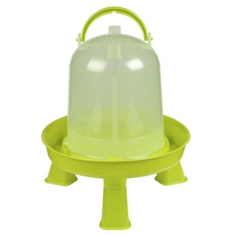 Kunststofftränke mit Standfüßen 1,5 Liter