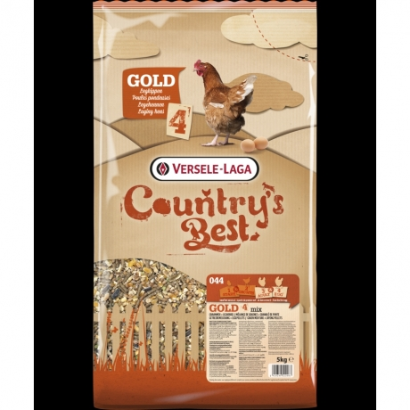Country's Best GOLD 4 Mix; 20kg