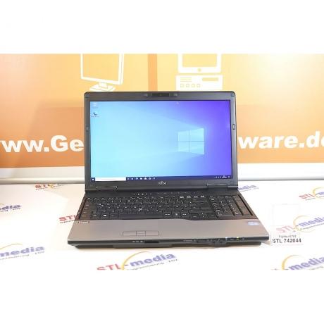 """15,6"""" Fujitsu LIFEBOOK E782,  3230M  i5 2x2.60 GHz, 4GB DDR3, Win 10 Pro"""