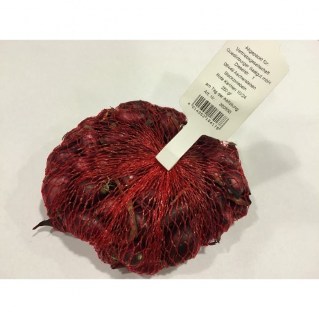 Steckzwiebeln Rote Karmen; 250g