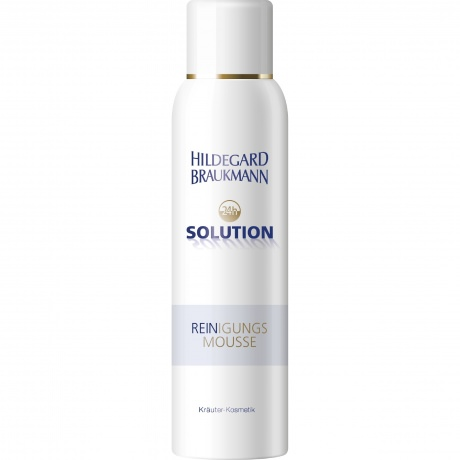 Solution Reinigungs Mousse 150ml Schaum Spender