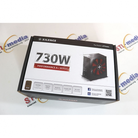 XILENCE 730W Perform A+ 80+ Netzteil