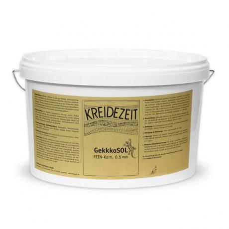 GekkoSOL FEIN-Korn 0,5 mm