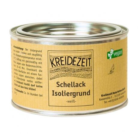 Schellack Isoliergrund -weiß-