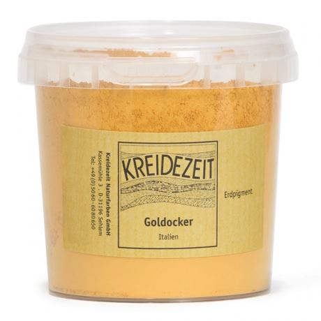 Goldocker, Italien (Erdpigment)
