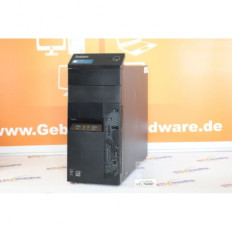 Lenovo ThinkCentre M83 MT,  G3220 Pentium 2x3.00 GHz, 4GB DDR3, Win 10 Pro