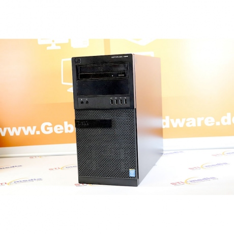 Dell OptiPlex XE2 MT,  4770S  i7 4x3.10 GHz, 8GB DDR3, Win 10 Pro
