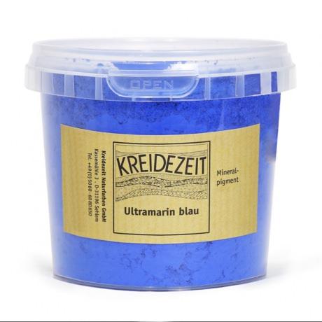 Ultramarinblau (Mineralpigment)