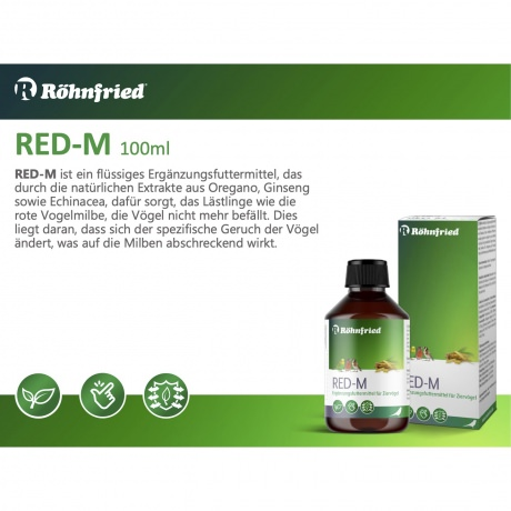 Röhnfried RED-M; 100ml
