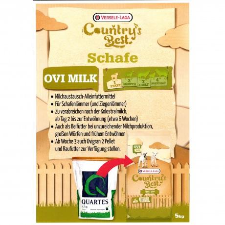 Country's Best OviMilk 1 (Lämmermilch) 5kg