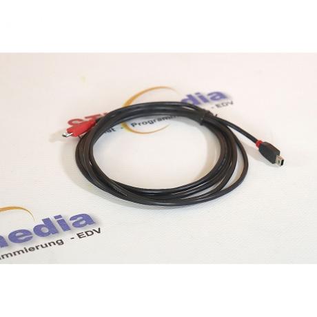 Mini-USB Kabel zu Micro-USB 2m