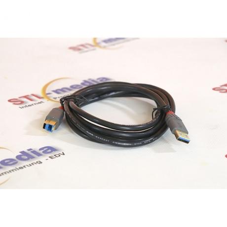 USB 3.0 Druckerkabel 2m
