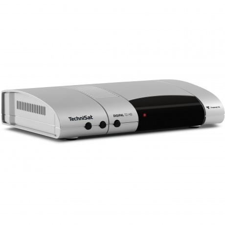TechniSat  DVB-T2 HD Reseiver mit 12V